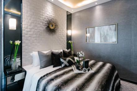 Gem Residences Master Bedroom