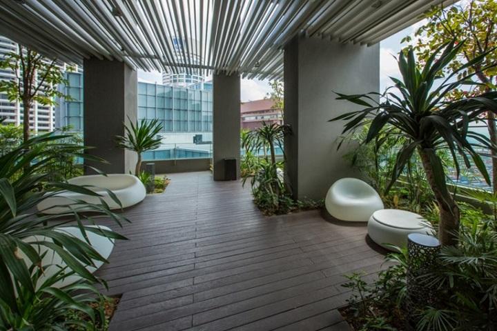 Sky Suites Sky Garden