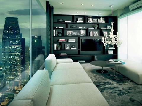 Skysuites Room View 1