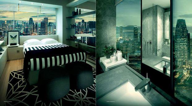 Skysuites Room View
