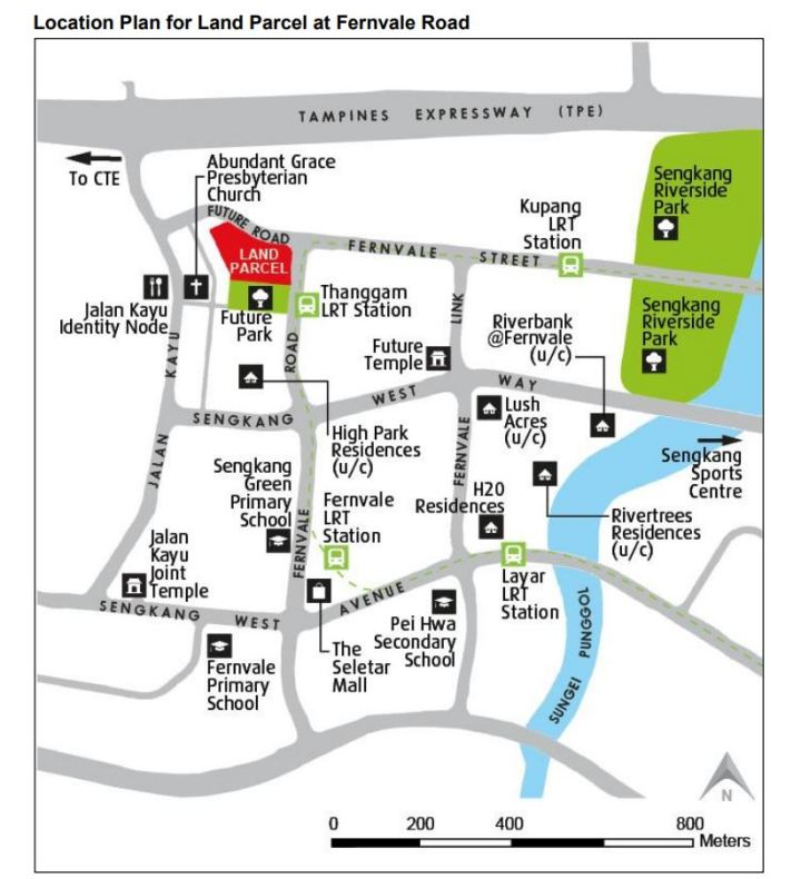 Parc-Botannia-Condo-Location-Map